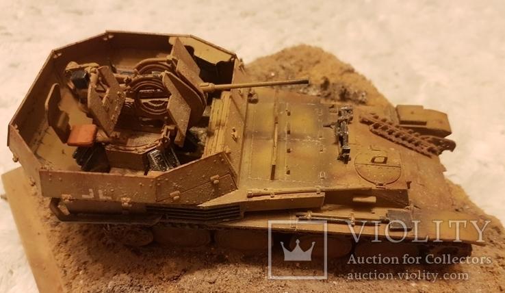 Самоходка 12-й танковой дивизии SS