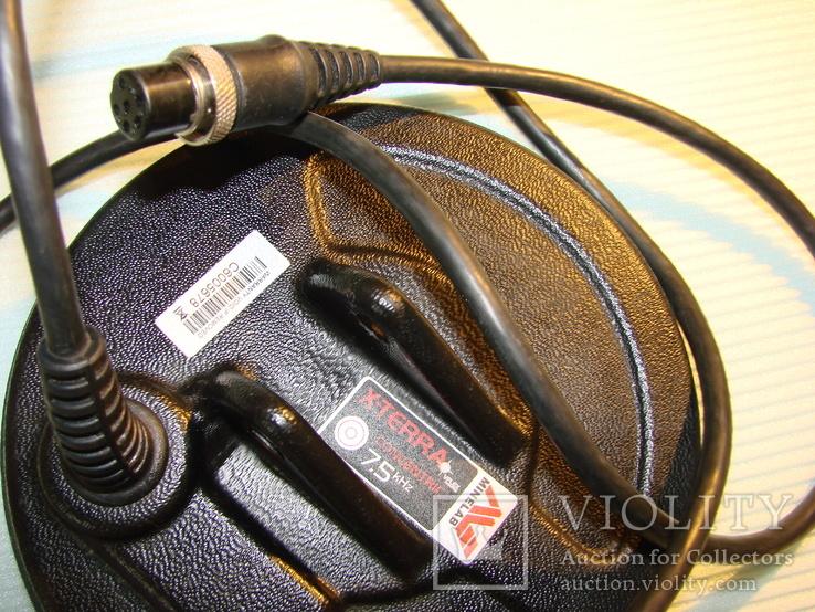 "Катушка Minelab 6"" DD X-Terra (7,5 кГц)"