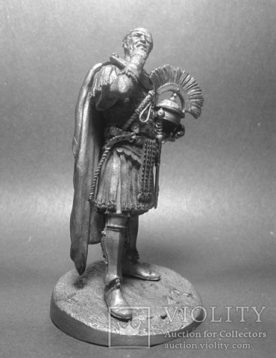 Рим.Центурион (166—180 г.н.э Маркоманская война), фото №4