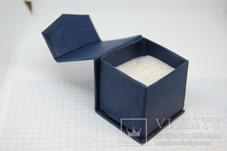 Коробочка для украшений. 50х45х50мм, фото №2