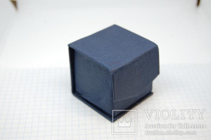 Коробочка для украшений. 50х45х50мм, фото №3