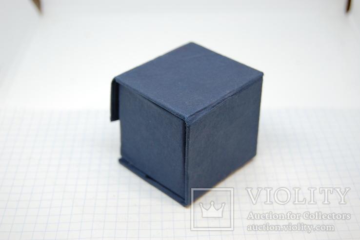 Коробочка для украшений. 50х45х50мм, фото №5