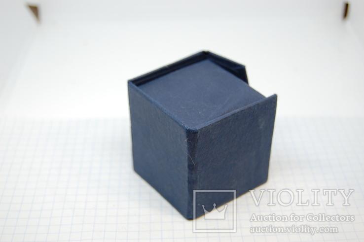Коробочка для украшений. 50х45х50мм, фото №6