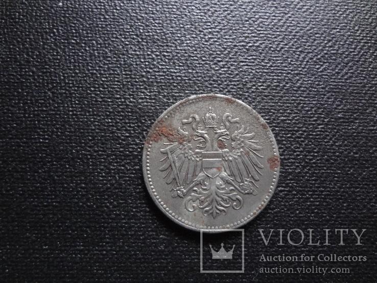 20 геллеров 1917  Австро- Венгрия     (И.7.9)~, фото №3