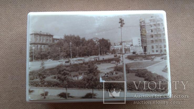 Бакелитовая шкатулка Новосибирск, фото №3