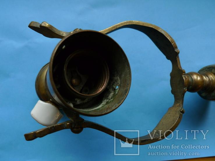 Лампа старинная, фото №7