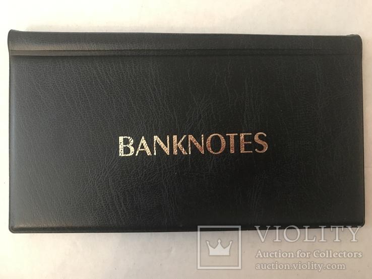 Альбом на 20 банкнот, фото №2