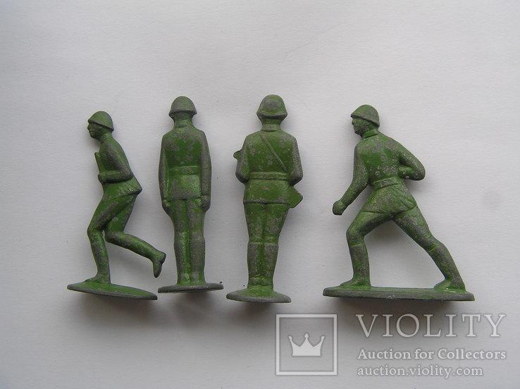 Оловянные солдатики 7 шт, фото №6