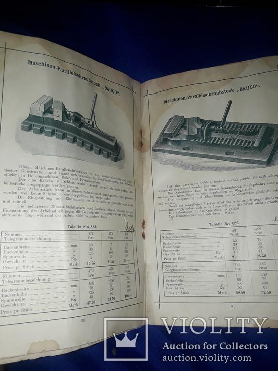 1900-е Каталог инструментов, фото №4