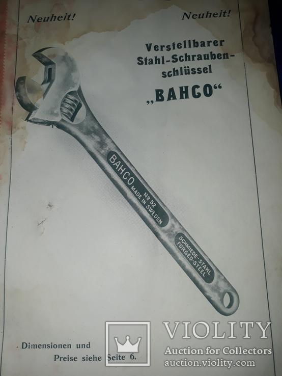 1900-е Каталог инструментов, фото №2