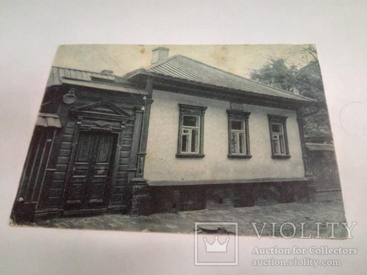 Киев. Дом в котором жил Шевченко