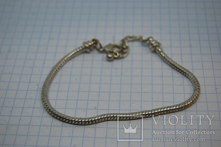 Основа для браслета Пандора или самостоятельный браслет, фото №2
