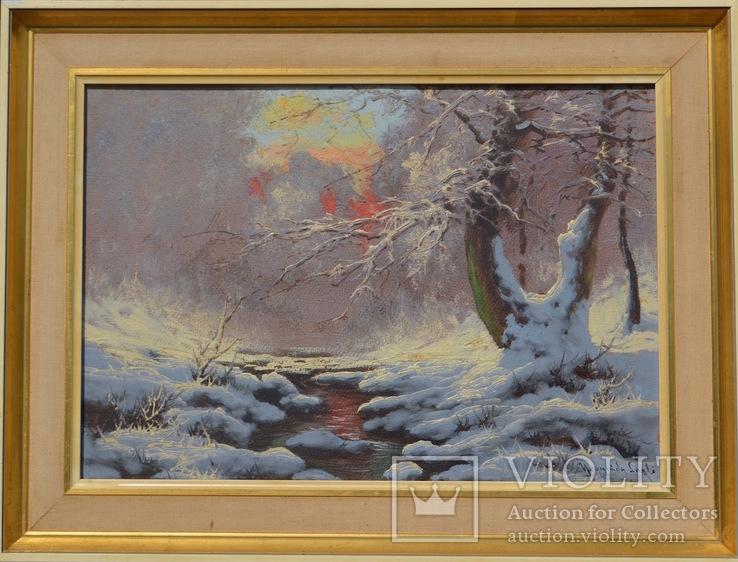Ласло Неогради (Laszlo Neogrady) 1896-1962 / масло