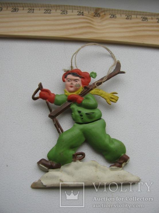 Лыжник ГДР