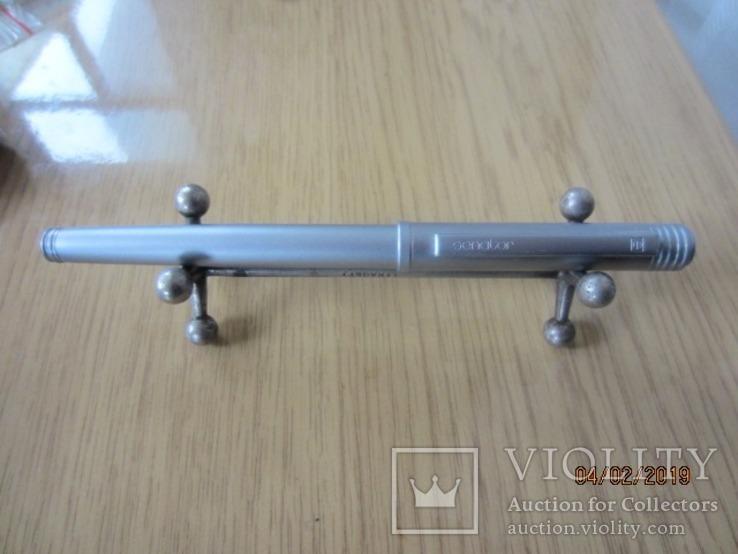 Перьевая ручка Сенатор Германия хром Металл, фото №3
