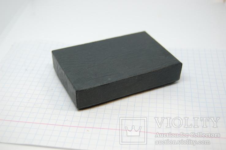 Коробочка для украшений. 80х55х20мм, фото №3