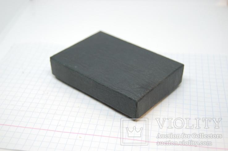 Коробочка для украшений. 80х55х20мм, фото №4