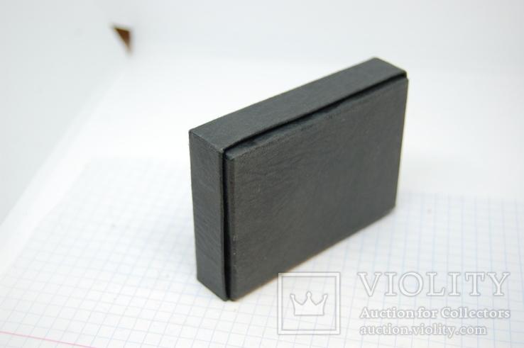 Коробочка для украшений. 80х55х20мм, фото №5