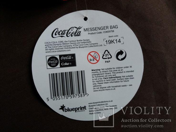 Сумка Кока - Кола, фото №9