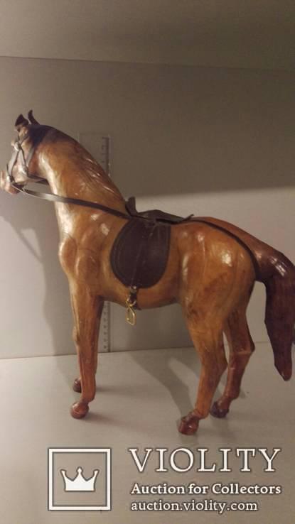 Конь из кожи Германия, фото №4