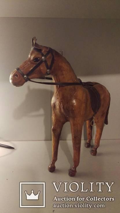 Конь из кожи Германия, фото №8