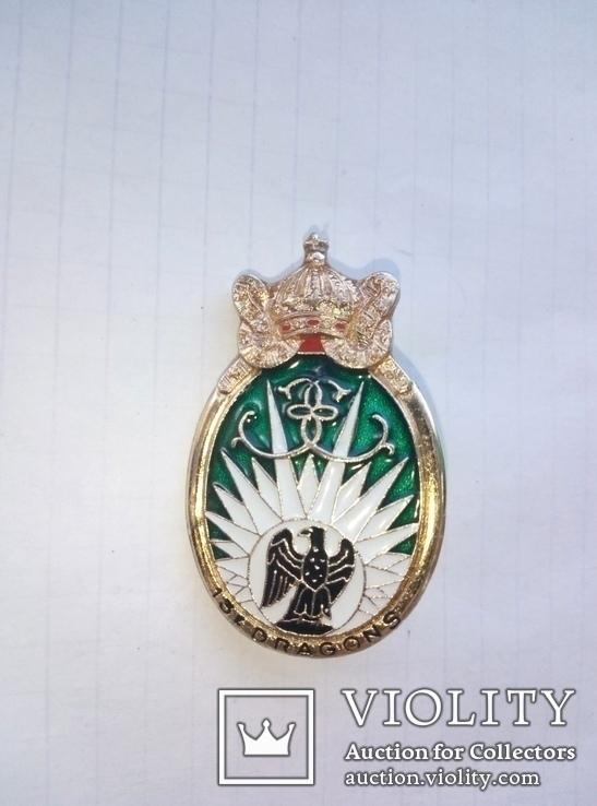 13 драгунский полк. Франция, фото №2