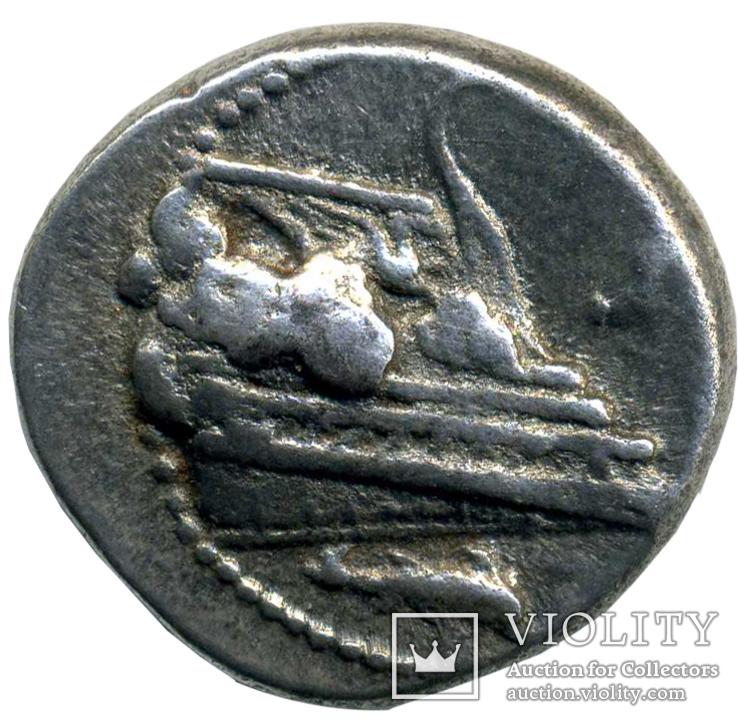 Статер 4 в. до н. э. Ликия. Фаселис