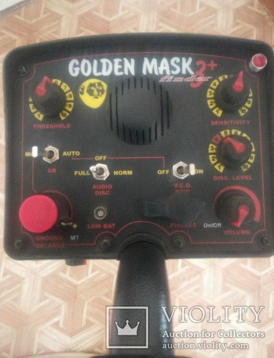 Golden Mask 3+