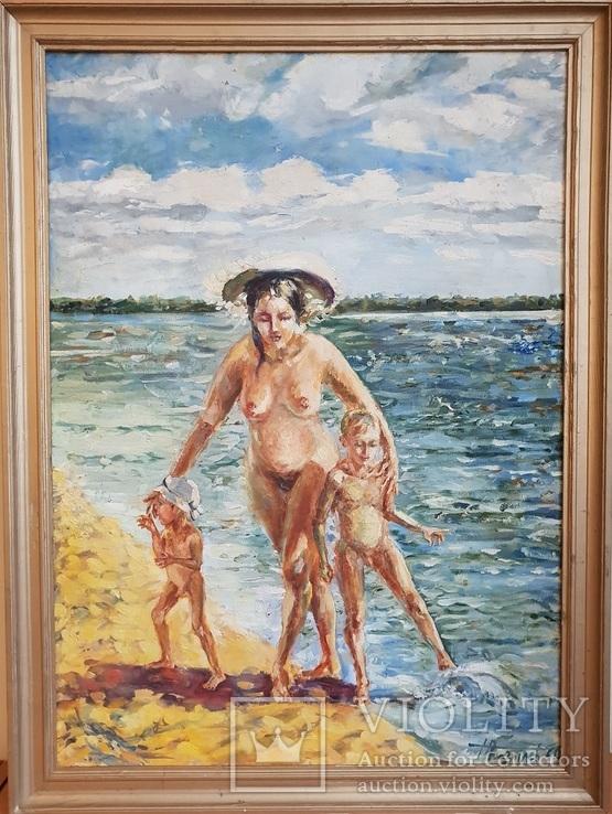 Южный Буг, 1961 год ,Н. Базылев