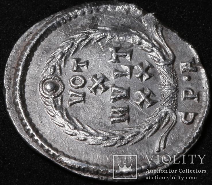 Силиква Юлиана 2 отступник-360-363.Константинопольский чекан, фото №10