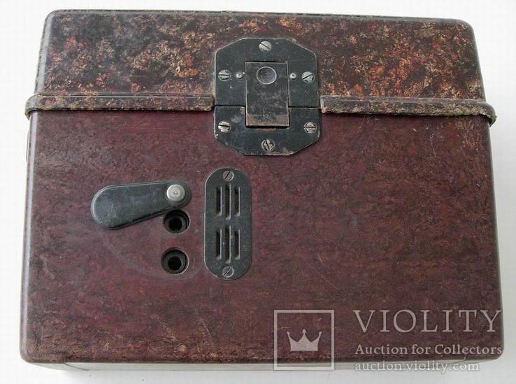 Немецкий полевой телефон F33 1944 г.