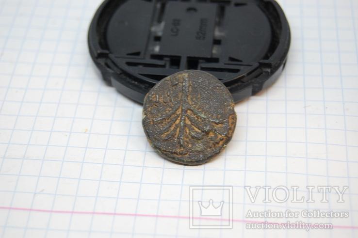 Монета Восстание Бар-Кохбы, средний номинал