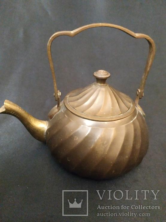 Чайник Латунь Вес 400 грам
