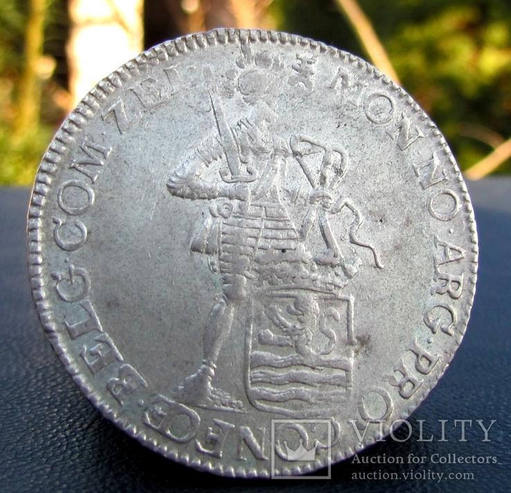 Сільвер дукат 1761 р. Зеландія