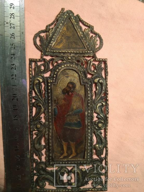 Икона Иоанн воин