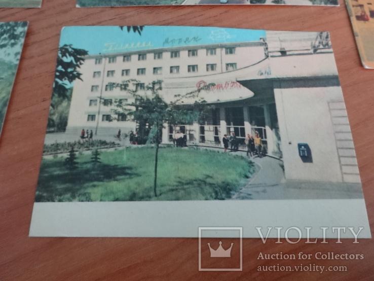 Жданов, подборка открыток, фото №4