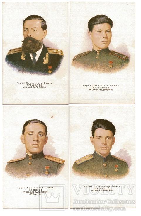 Герои Великой Отечественной Войны, фото №6