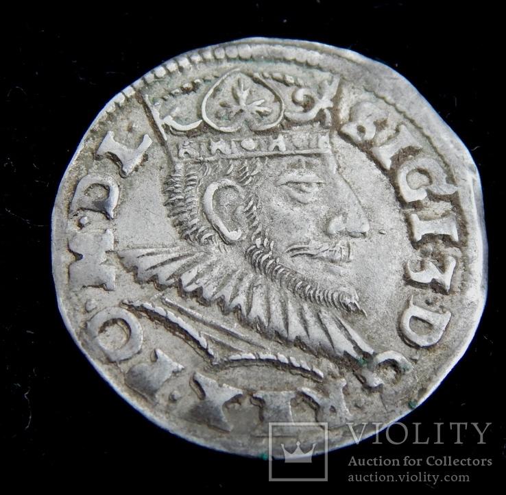 Трояк 1591 р