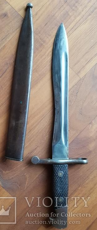 Штик ніж Толедо,Маузер,зразка 1941року.