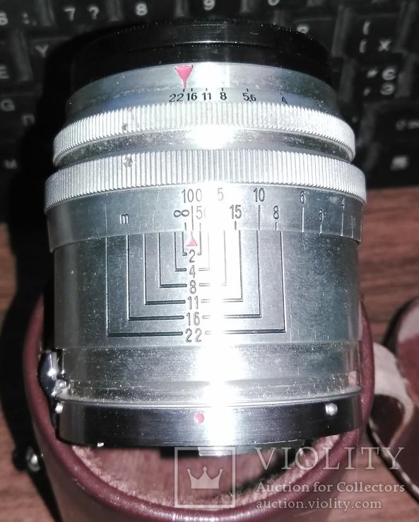 Sonnar 1:2 F=8,5cm, фото №7