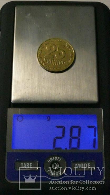 25 копійок 2003 рік, фото №7