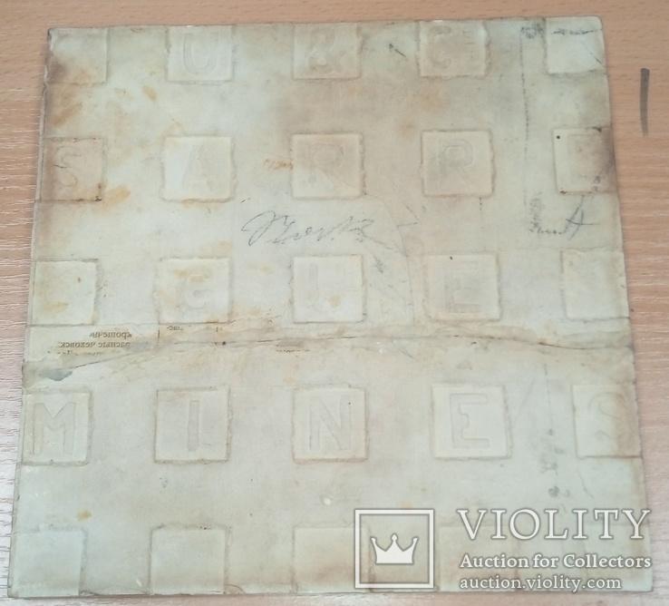 Старинная облицовочная плитка из киевского особняка XVIII век, фото №5