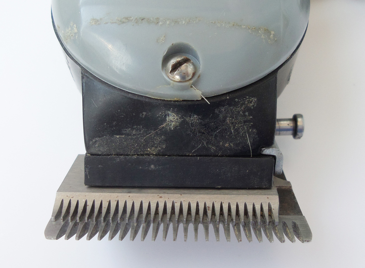 Машинка для стрижки ЗММ ИП35, 1980 год, фото №7