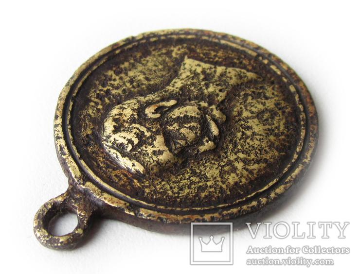 Медаль За покорение Западного Кавказа 1859-1864 год., фото №8