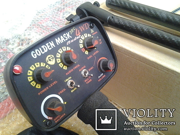 Golden Mask 4WD Pro WS105 + уши от death76