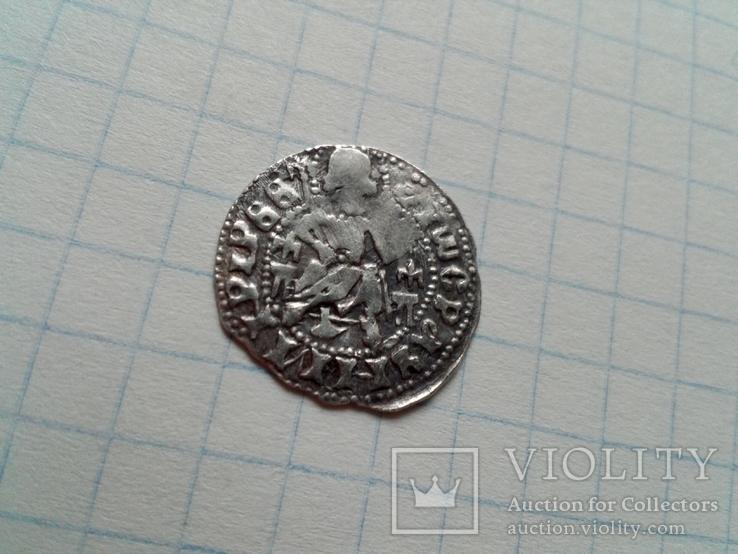Иван Стацимир 1356-1396 . Грошь