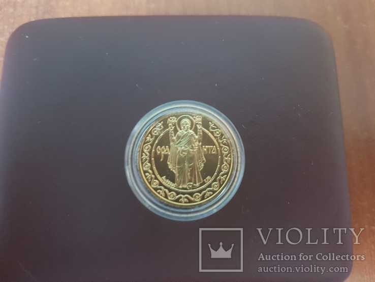 Золота монета Оранта 125