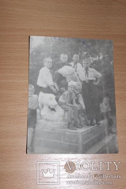 Фото разные 8шт 1961 год, фото №3