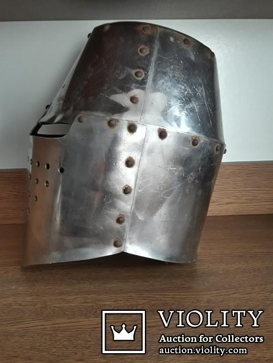 Шлем для турниров., фото №4