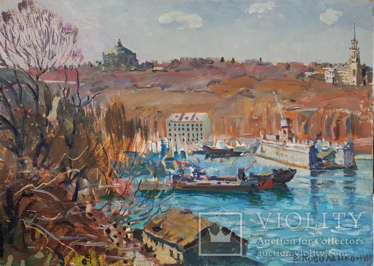 """""""Севастополь"""" Коваленко , 1994 год"""